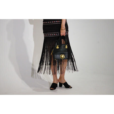 fringe design skirt
