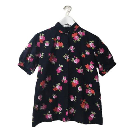 Dior flower shirt