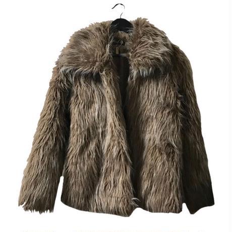 【スペシャルプライス】fur coat mix blown