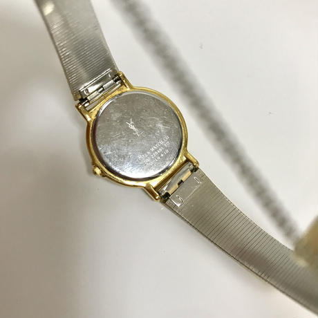 YSL gold chain design Watch