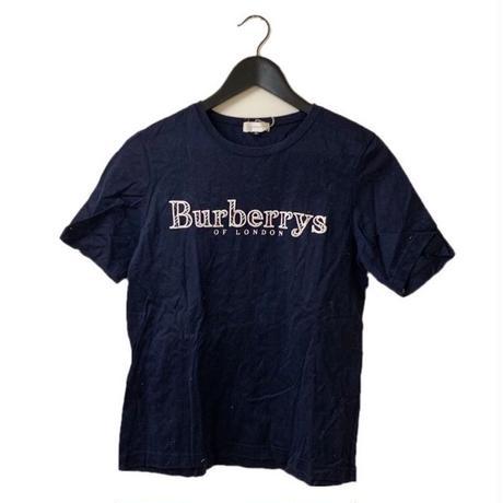 Burberry logo embroidery check design tee(No.2911)