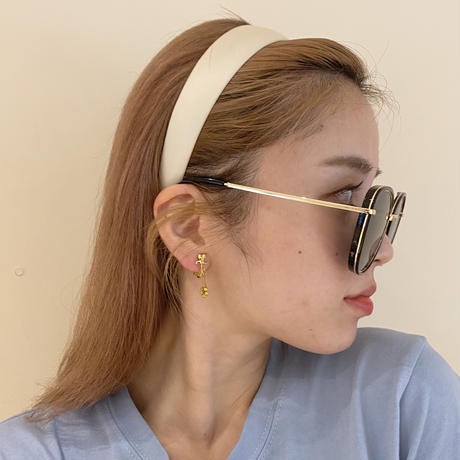 courreges vintage earring (No.4504)