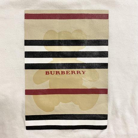 Burberry bear print tee (No.4451)