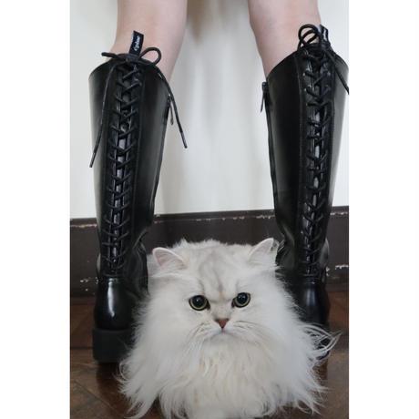 épine back lace up goa boots