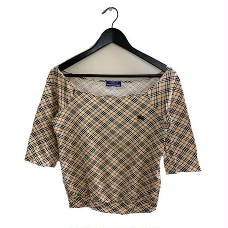 Burberry check design tops(No.3860