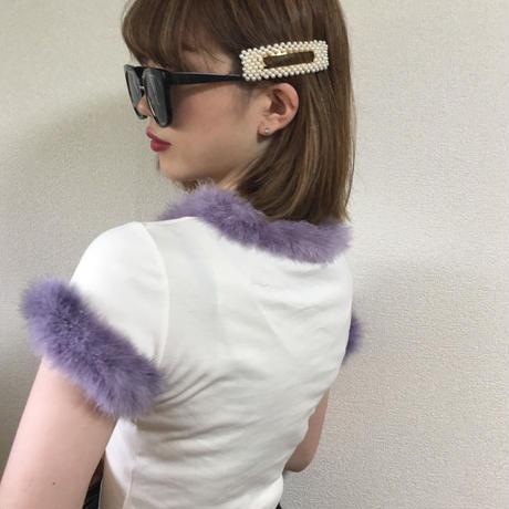 VALENTINO fur design tops