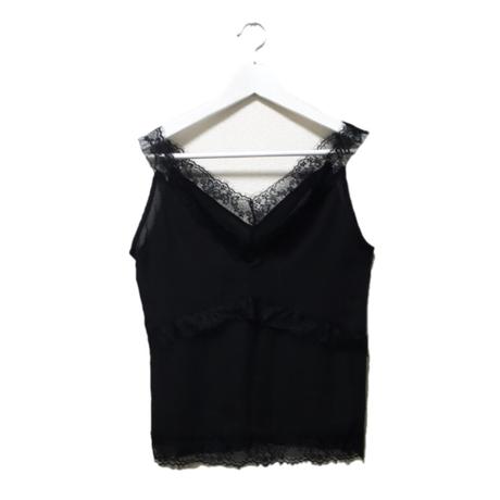 V design lace camisole