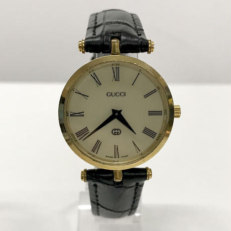 GUCCI sherry line vintage Watch(No.3235)