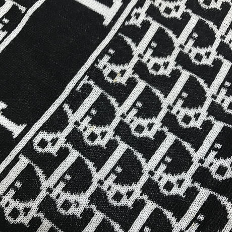 Dior suspender design logo tops