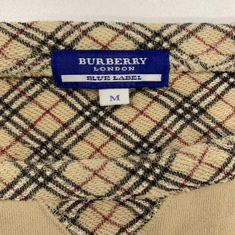 Burberry check piping  design sweat tops(No.3326)
