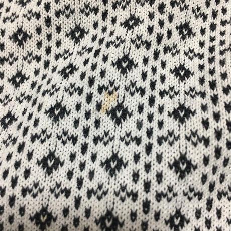 PRADA knit ribbon camisole