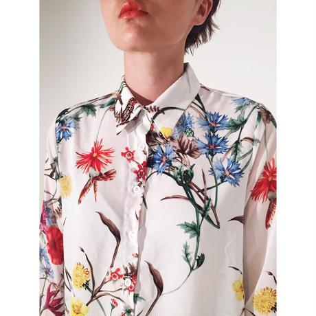 flower design shirt