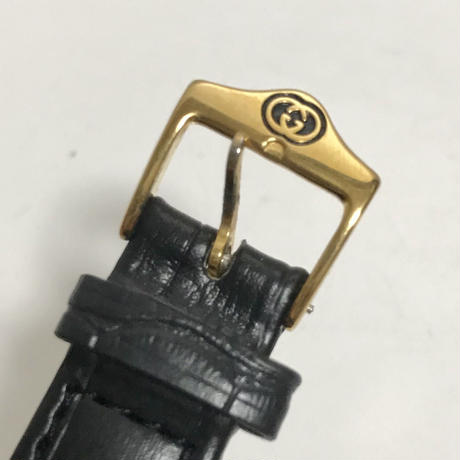 GUCCI sherry line belt watch