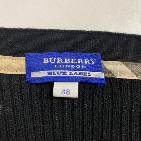 Burberry ribbon check one-piece(No.4525)