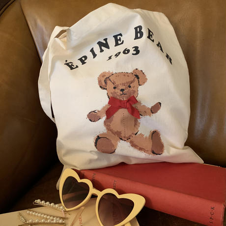 EPINE BEAR  tote bag