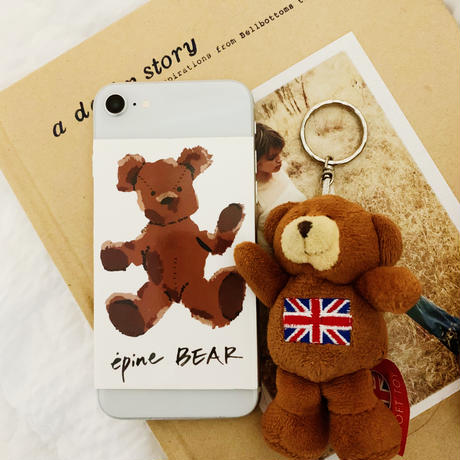épine bear sticker