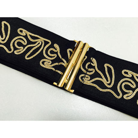 gold tape gom belt