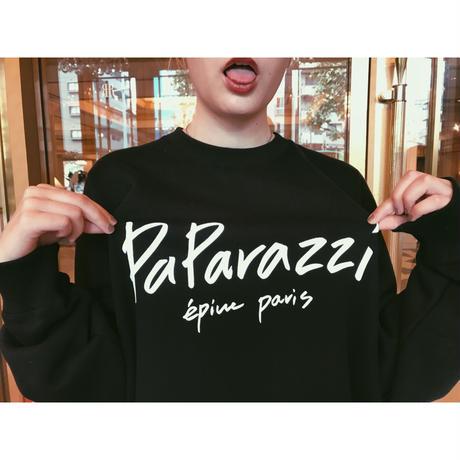 paparazzi sweat black