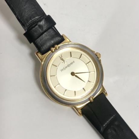 YSL 2belt design Watch