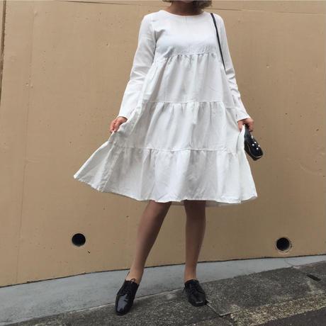 White design one-piece