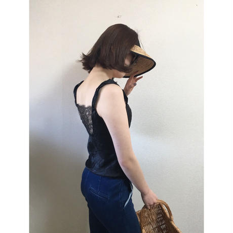 Dior lace design camisole
