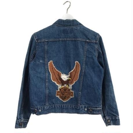 LEVIS× HARLEY denim jacket