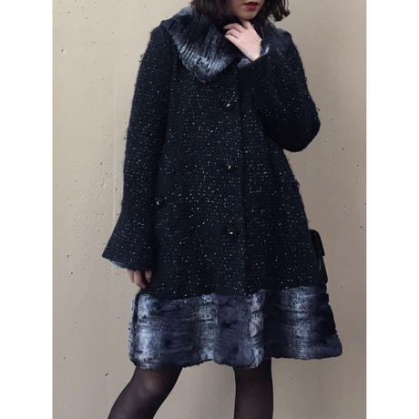 design black coat