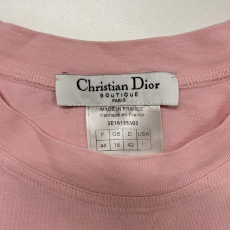 Christian Dior logo heart design tops(No.3044)