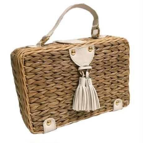 tassel design bucket bag(No.2879)