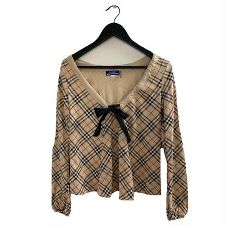 Burberry ribbon check design tops (No.3373)
