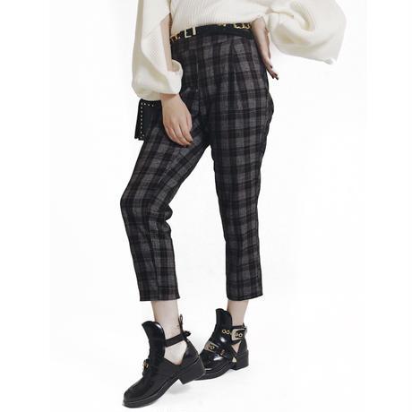 check design pants