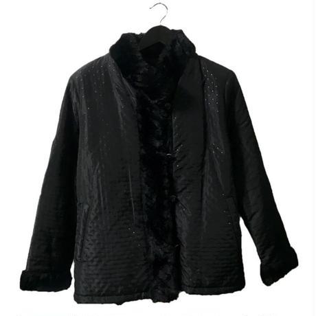 【スペシャルプライス】dot fur down coat