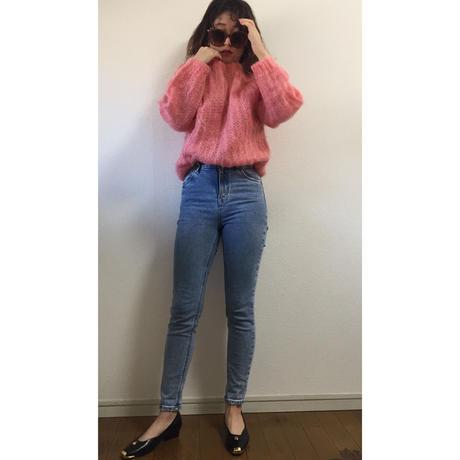 【スペシャルプライス】pink design knit
