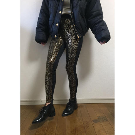 【スペシャルプライス】span design leggings pants