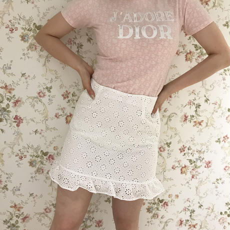 christian dior logo tops lightpink(No.3599)