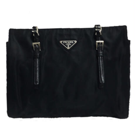 PRADA chain nylon bag