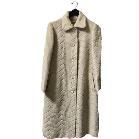 【スペシャルプライス】wool design long coat beige