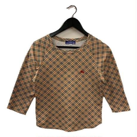 Burberry  check design tops(No.3336)
