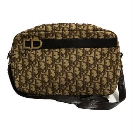 Dior trotter design shoulder bag