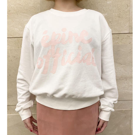【限定品】happy bag 5点セット (sweat:white×pink)