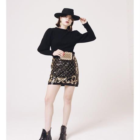quilting bijou skirt