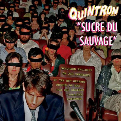 QUINTRON - Sucre Du Savage  2LP