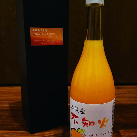 愛媛県産 はまださんちの みかん果汁100% ストレートジュース