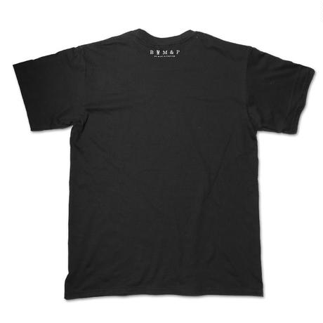 "BYM&P x ""E""qual ""HYBRID"" Collaboration T-shirts <Black>"