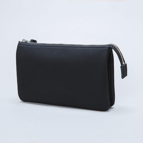 BUBBLE CALF UTILITY WALLET LARGE