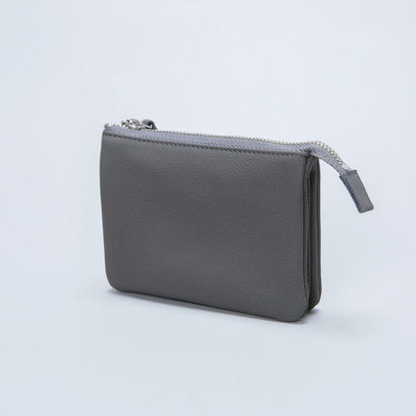 BUBBLE CALF UTILITY WALLET MEDIUM