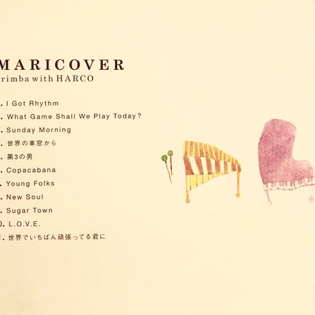 MARICOVER(CD)