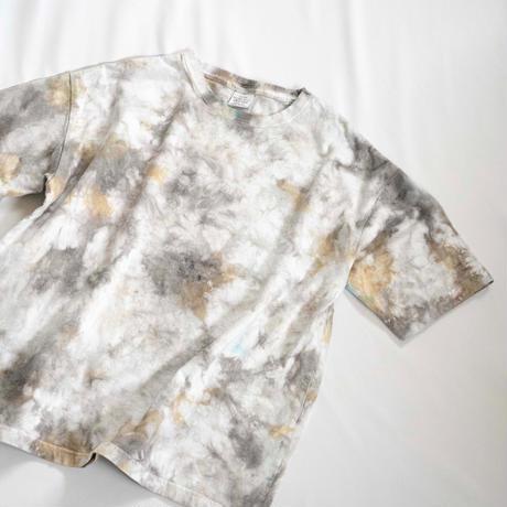 """TEN""タイダイWIDE Tシャツ <001> size:  M"