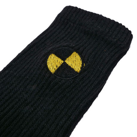 DUMMY SOCKS/ BLACK
