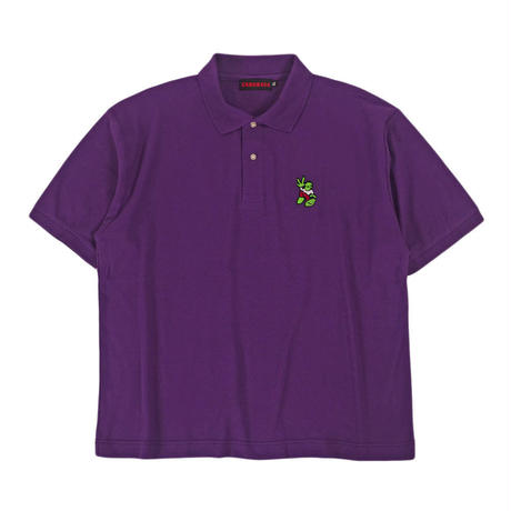 ALIEN POLO SHIRT / PURPLE
